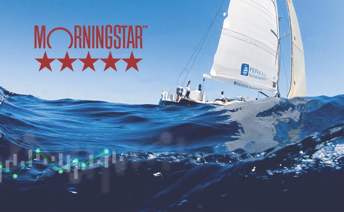 Morningstar v listopadu uděloval 5 hvězdiček a fondy Pioneer Funds opět nesměly chybět