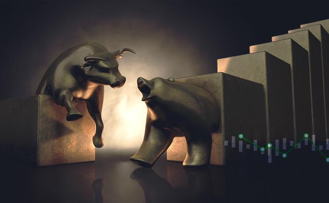 Historie dluhopisového medvědího trhu