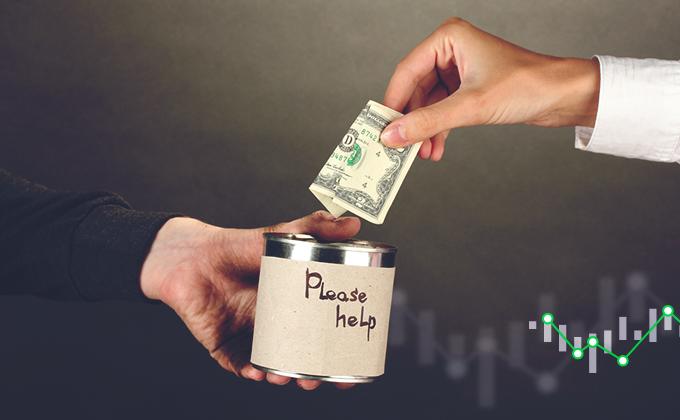 Investice nejsou charita