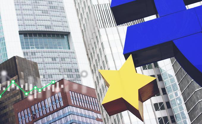 ECB - ekonomická prognóza a měnová politika