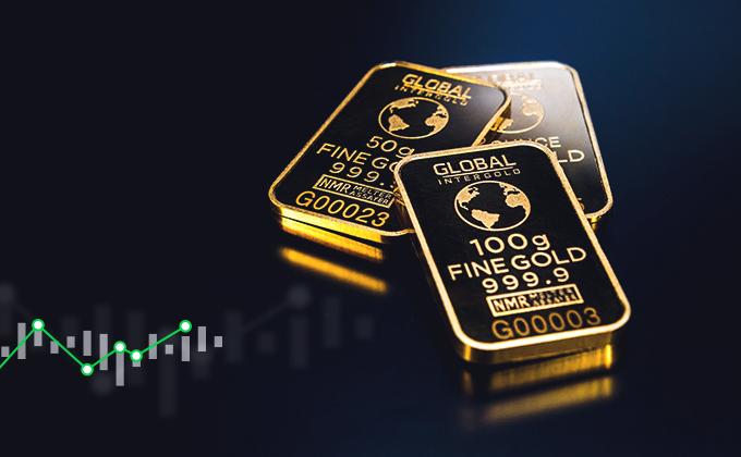 Zlato a vzácné kovy – tětiva luku je natažena k prasknutí