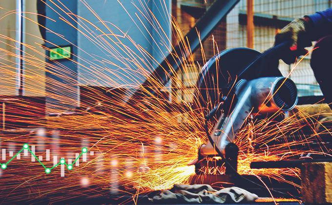 PMI ve zpracovatelském průmyslu za listopad 2018