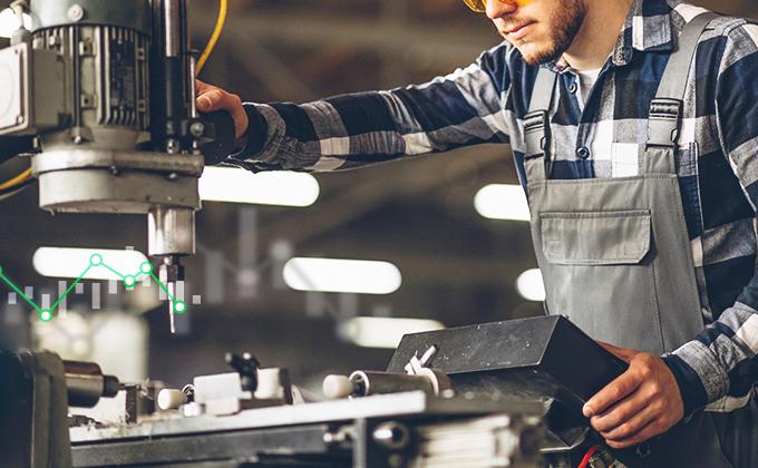 PMI ve zpracovatelském průmyslu za květen 2019