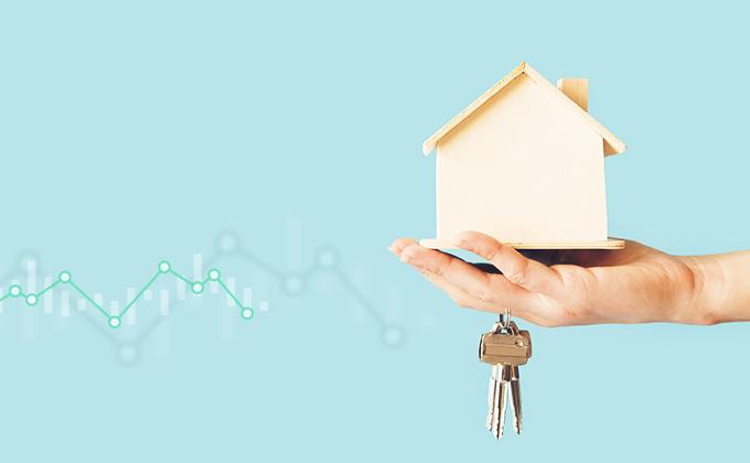 Hypotéky v Česku rekordně zlevní, u nemovitostí zlevnění nečekejme