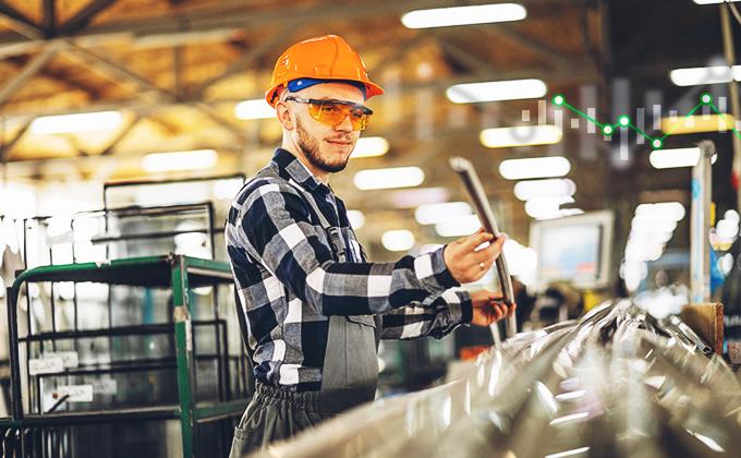 Průmyslová výroba v ČR za březen 2020