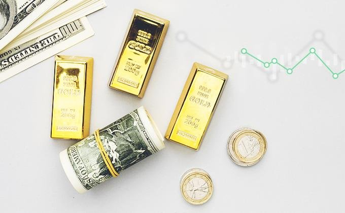 Zlato poprvé od roku 2011 nad úrovní 1800 dolarů