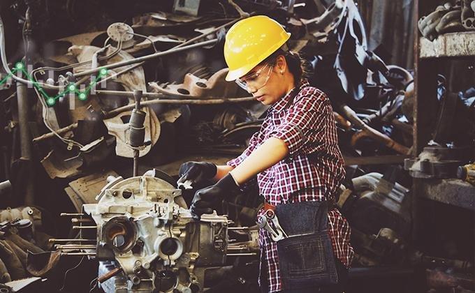 Průmyslová výroba v ČR za říjen 2020