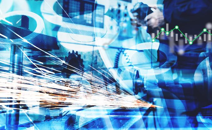PMI ve zpracovatelském průmyslu za červen 2021