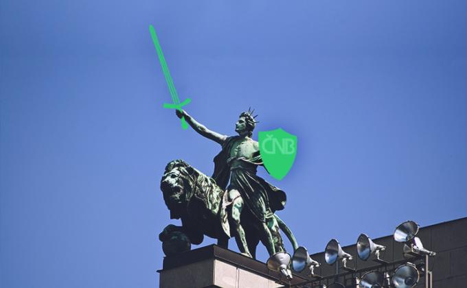 Rozhodnutí bankovní rady ČNB ze dne 30. září 2021